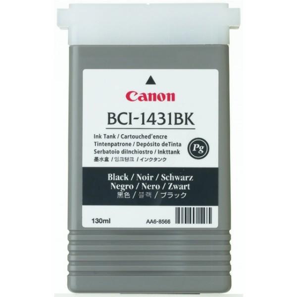 Canon Tintenpatrone BCI-1431BK schwarz 8963A001