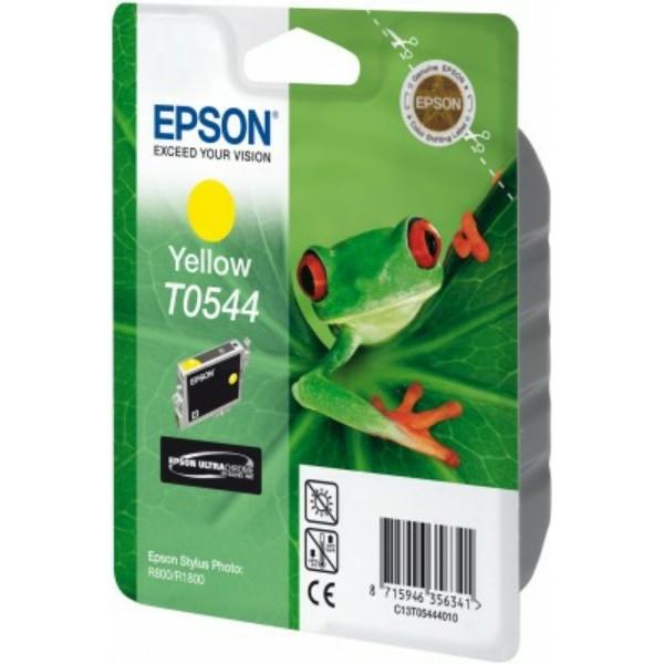 Epson Tintenpatrone T0544 gelb C13T05444010