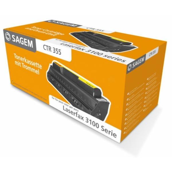 Sagem Toner 252920319 schwarz CTR355