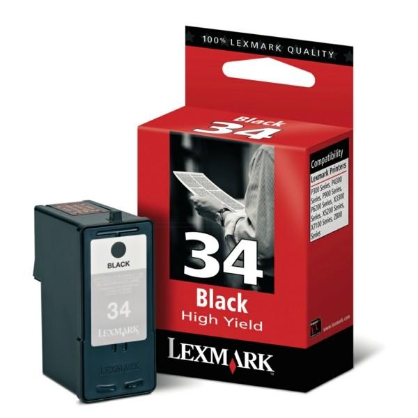 Lexmark Druckkopf Nr. 34XL schwarz 18C0034E