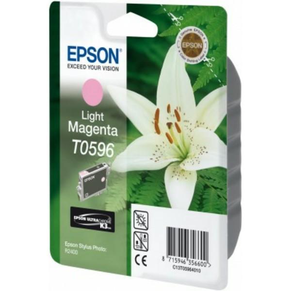 Epson Tintenpatrone T0596 magenta hell C13T05964010