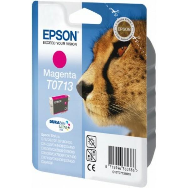 Epson Tintenpatrone T0713 magenta C13T07134010