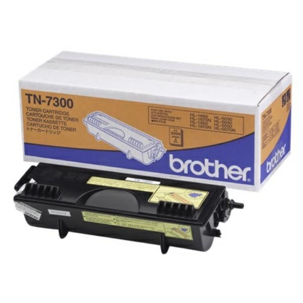 Brother Toner TN-7300 schwarz