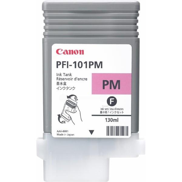 Canon Tintenpatrone PFI-101PM magenta hell 0888B001