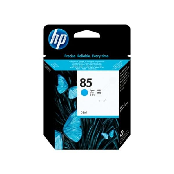 HP Tintenpatrone Nr. 85 cyan C9425A