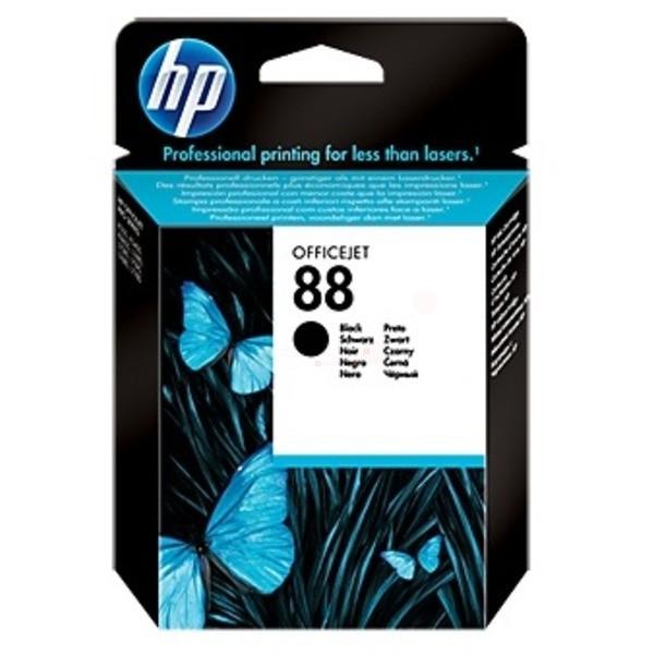 HP Tintenpatrone Nr. 88 schwarz C9385AE