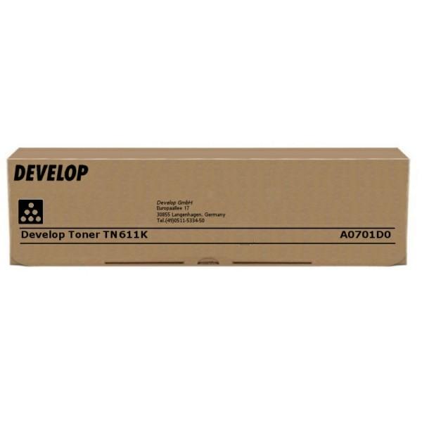 Develop Toner TN-611K schwarz A0701D0