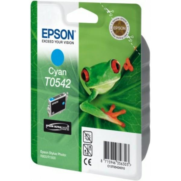 Epson Tintenpatrone T0542 cyan C13T05424010