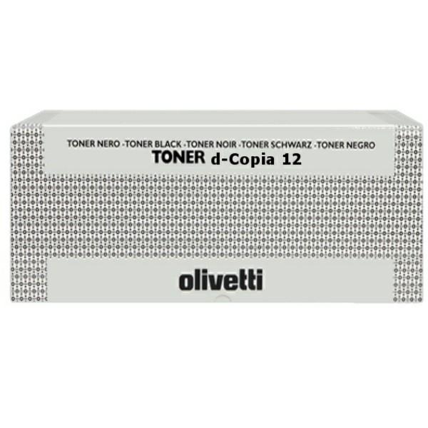 Olivetti Toner B0401 schwarz