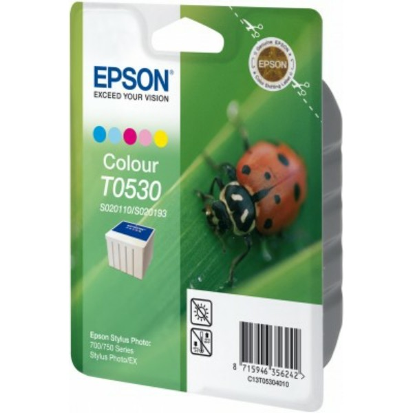 Epson Tintenpatrone T0530 color C13T05304010