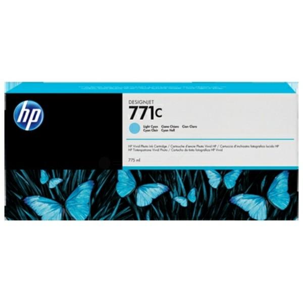 HP Tintenpatrone Nr. 771C cyan hell B6Y12A