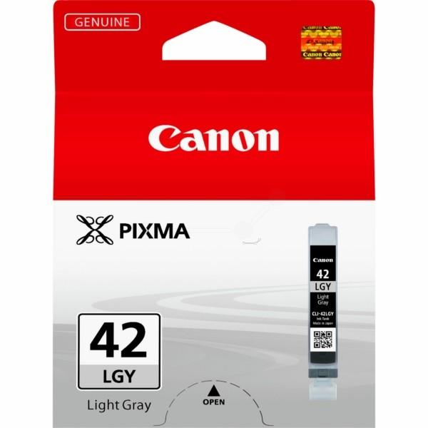 Canon Tintenpatrone CLI-42LGY grau hell 6391B001