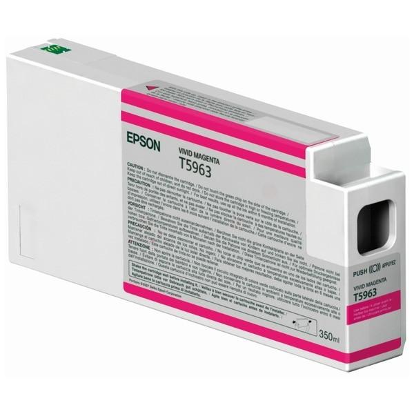 Epson Tintenpatrone T5963 magenta C13T596300