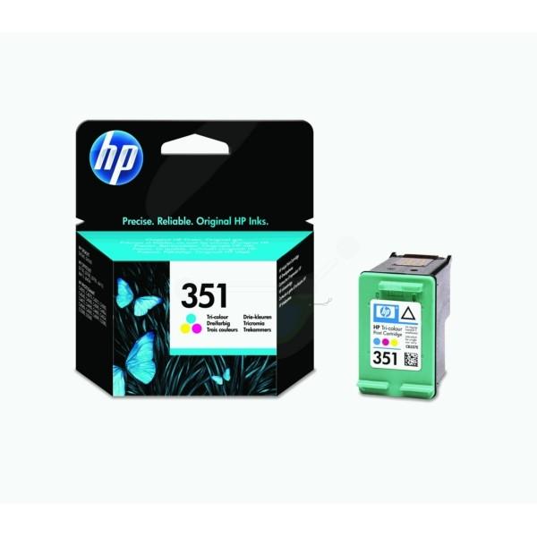 HP Druckkopf Nr. 351 color CB337EE