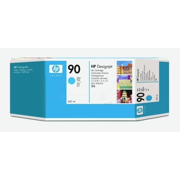 HP Tintenpatrone Nr. 90 cyan C5061A