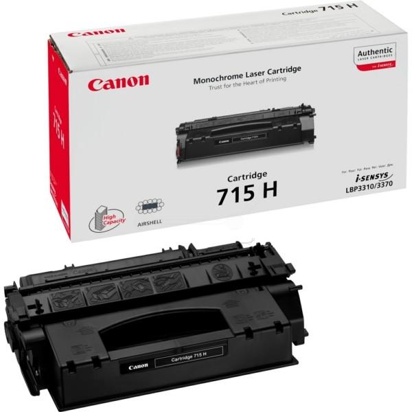 Canon Toner 715H schwarz 1976B002