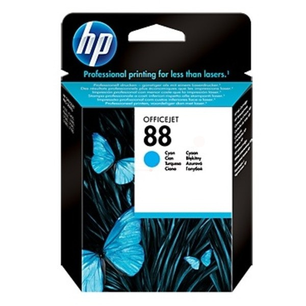 HP Tintenpatrone Nr. 88 cyan C9386AE