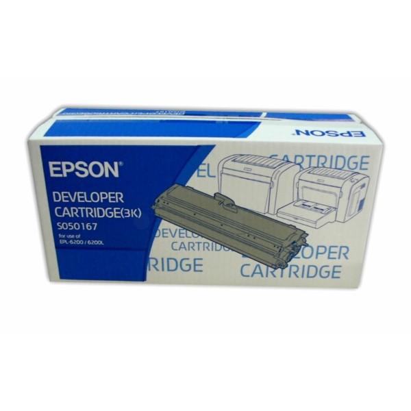 Epson Toner S050167 schwarz C13S050167