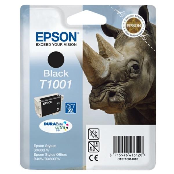 Epson Tintenpatrone T1001 schwarz C13T10014010