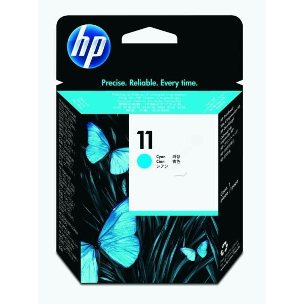 HP Druckkopf Nr. 11 cyan C4811A