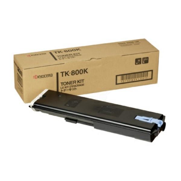 Kyocera/Mita Toner TK-800K schwarz