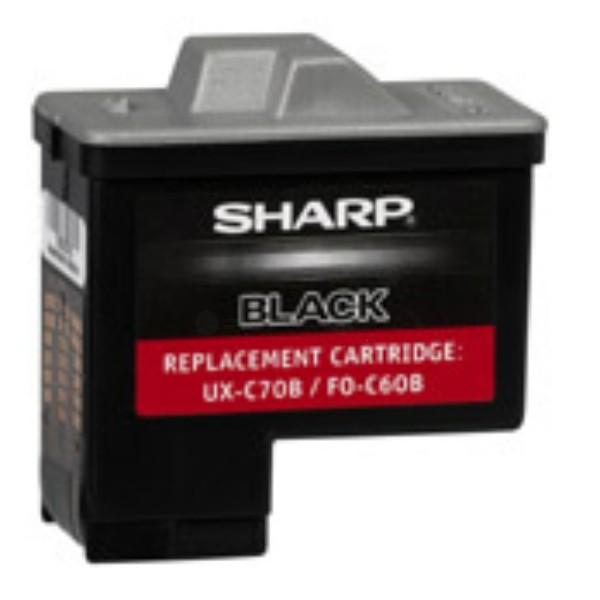 Sharp Druckkopf UX-C70B schwarz