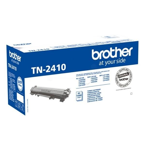 Brother Toner TN-2410 schwarz