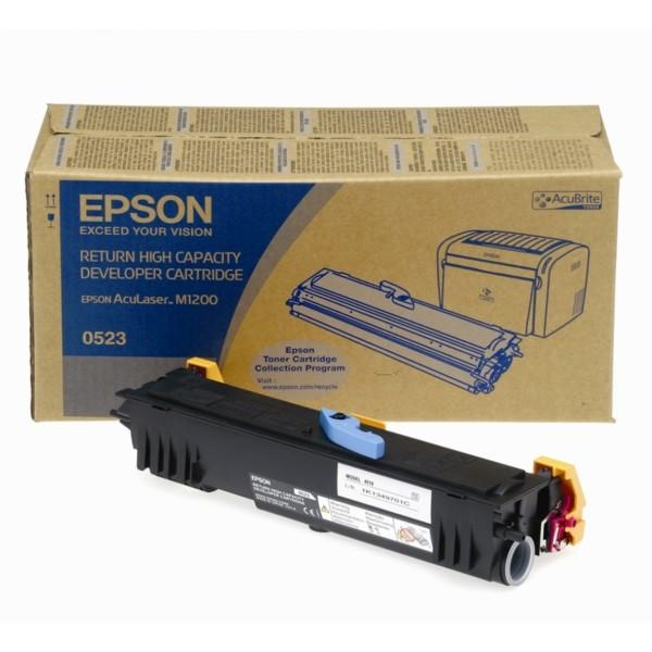 Epson Toner S050523 schwarz C13S050523