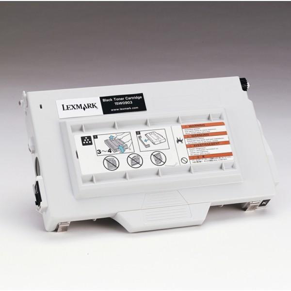 Lexmark Toner 15W0903 schwarz