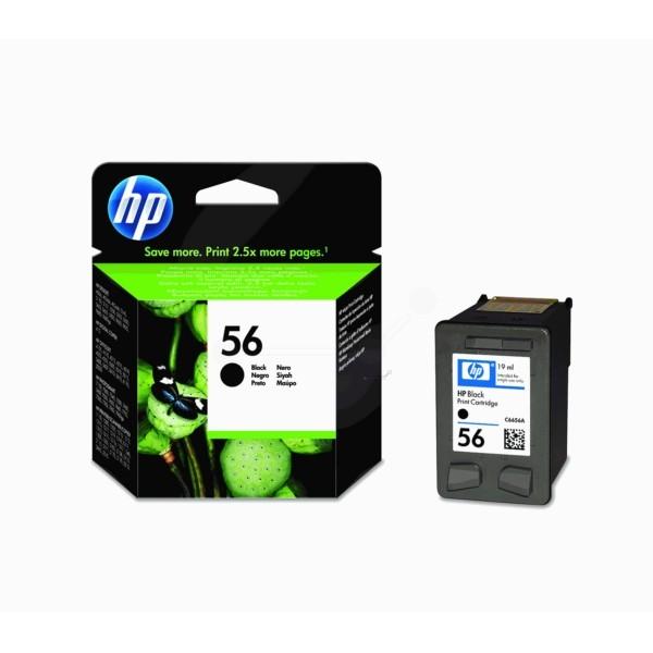 HP Druckkopf Nr. 56 schwarz C6656AE