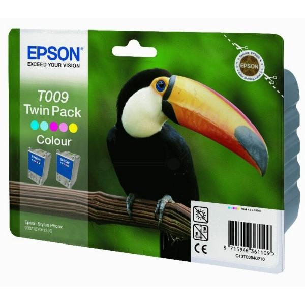 Epson Tintenpatrone T009 color C13T00940210 VE=2