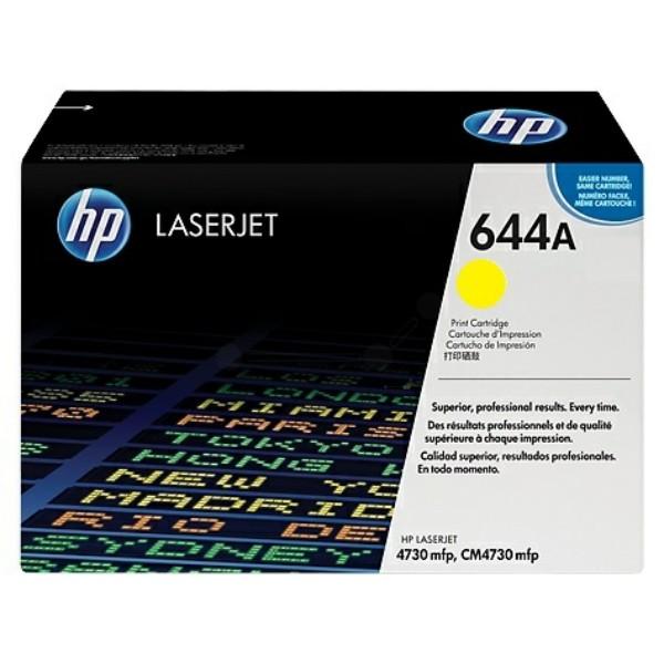 HP Toner 644A gelb Q6462A