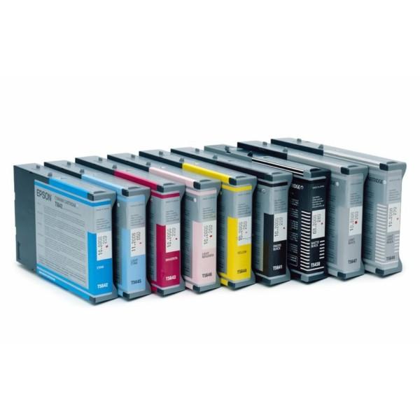 Epson Tintenpatrone T6057 schwarz hell C13T605700