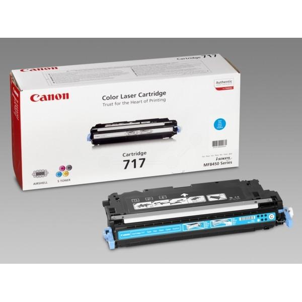 Canon Toner 717C cyan 2577B002