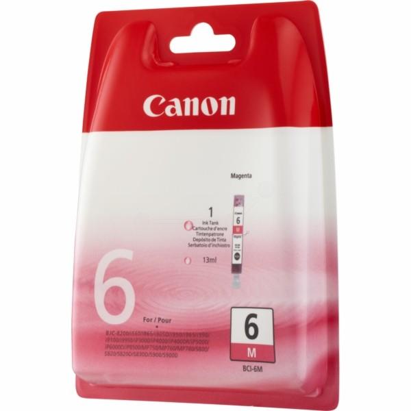 Canon Tintenpatrone BCI-6M magenta 4707A002