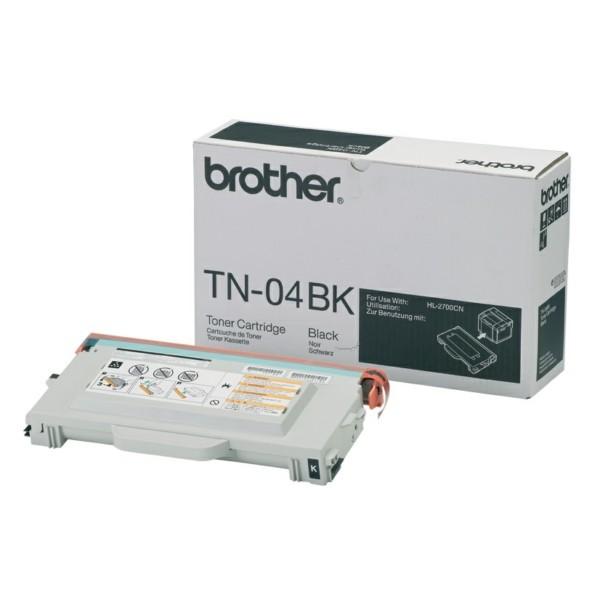 Brother Toner TN-04BK schwarz
