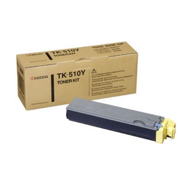 Kyocera/Mita Toner TK-510Y gelb