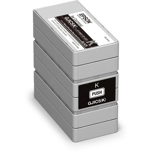 Epson Tintenpatrone GJIC5K schwarz C13S020563