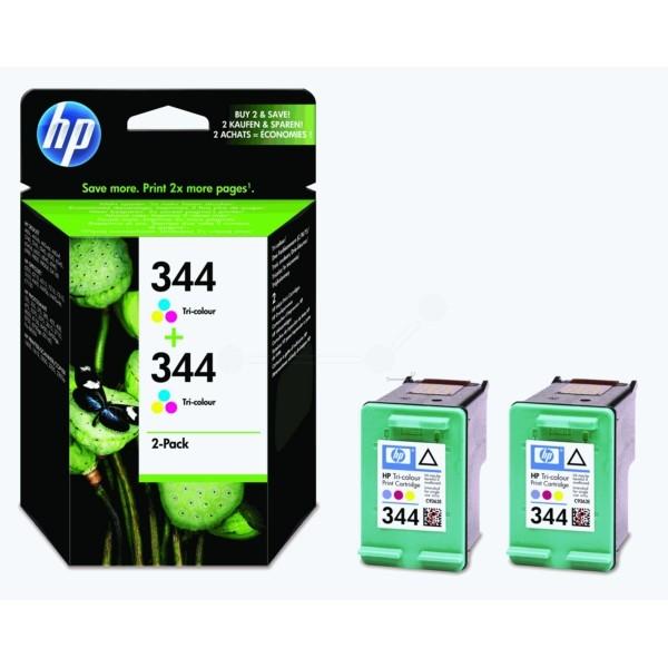 HP Druckkopf Nr. 344 color C9505EE VE=2
