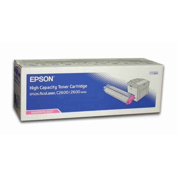 Epson Toner S050227 magenta C13S050227