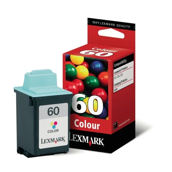 Lexmark Druckkopf Nr. 60 color 17G0060