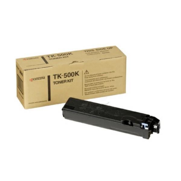 Kyocera/Mita Toner TK-500K schwarz
