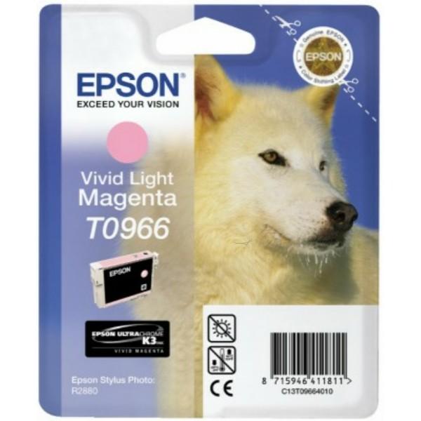 Epson Tintenpatrone T0966 magenta hell C13T09664010