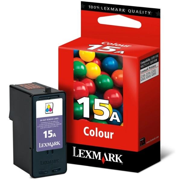 Lexmark Druckkopf Nr. 15 color 18C2110E