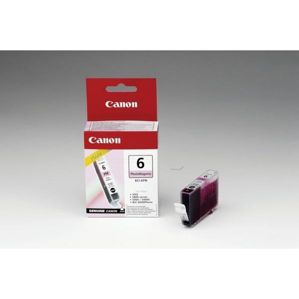 Canon Tintenpatrone BCI-6PM magenta hell 4710A002