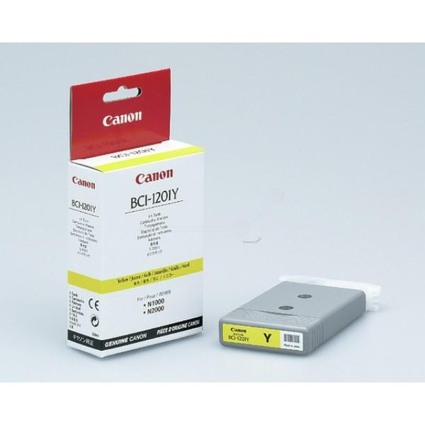 Canon Tintenpatrone BCI-1201Y gelb 7340A001
