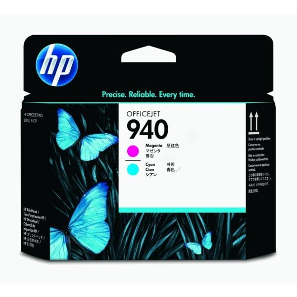 HP Druckkopf Nr. 940 cyan+magenta C4901A