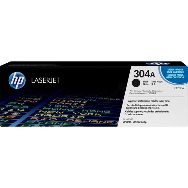 HP Toner 304A schwarz CC530A