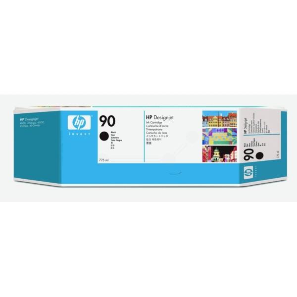 HP Tintenpatrone Nr. 90 schwarz C5059A