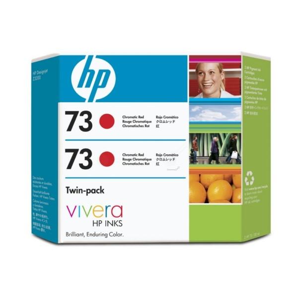 HP Druckkopf CD952A rot VE=2